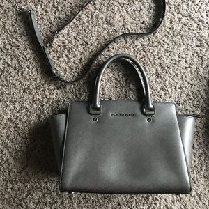 Michael Kors Selma satchel in rare color